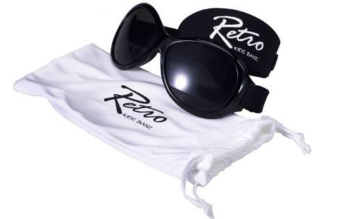 Oval -mallissa uusi pehmeämpi nenätuki. Retro Banz Baby Oval aurinkolasit  ... f065c0cfba