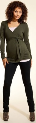 Boob Maternity Once-On-Never-Off Slim pants -äitiyshousut -50%