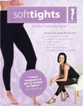 Fertile Mind Footless Maternity Softtights - leggarit odotusaikaan