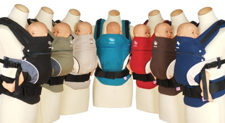 Manduca Baby & Child Carrier -kantoreppu